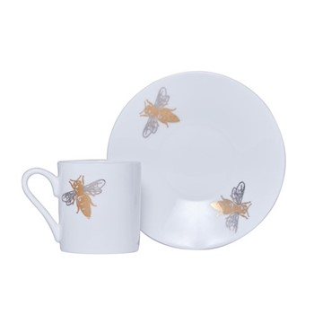 Espresso cup and saucer 80ml