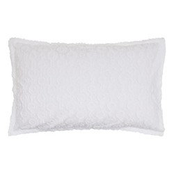 Nara Oxford pillowcase, 74 x 48cm, white
