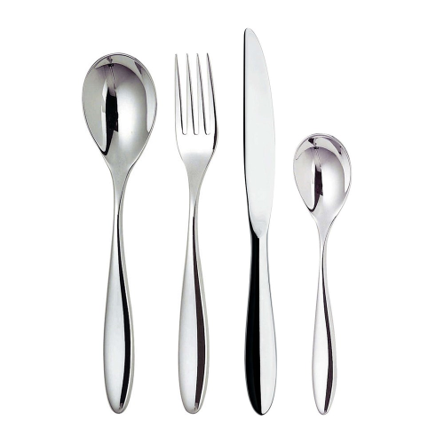 Mami by Stefano Giovannoni 24 piece cutlery set, Stainless Steel