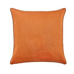 Palace Pillowcase, L65 x W65cm, amber