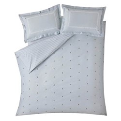 Bees King size bedding set, 230 x 220cm, duckegg