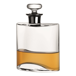 Flask Decanter, 800ml, clear