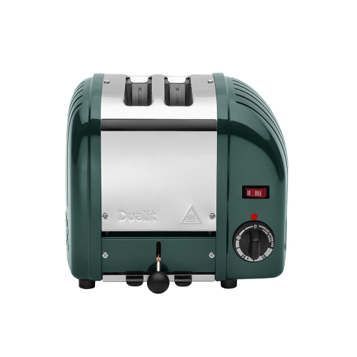 Classic Vario 2 slot toaster, Evergreen