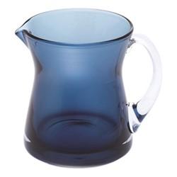 Delilah Cream jug, H10cm - 23cl, blue