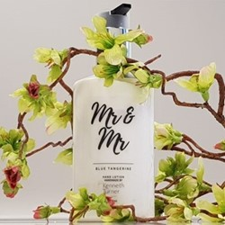 Blue Tangerine - Mr & Mr Hand lotion, 300ml