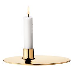 Ilse by Ilse Crawford Candleholder, 34cm, brass