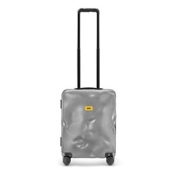 Robust Cabin suitcase, H55 x W40cm, silver
