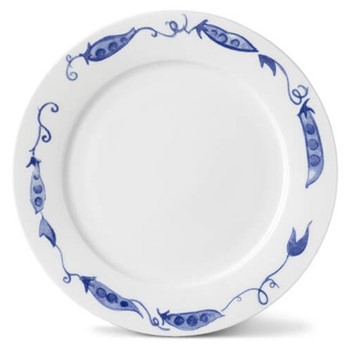 English Garden - Pea Pod Side plate, 21cm
