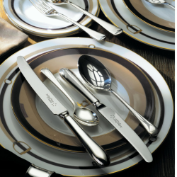 Old English 7 piece place setting, Sovereign Stainless Steel