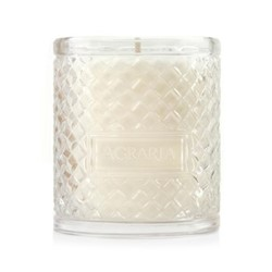 Woven Crystal Scented candle, 198g, mediterranean jasmine