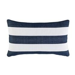 Polypropylene indoor/outdoor cushion L61 x W38cm