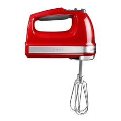 Hand mixer, 9-speed, Empire Red