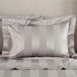 Masterson Oxford pillowcase, 50 x 75cm, wicker