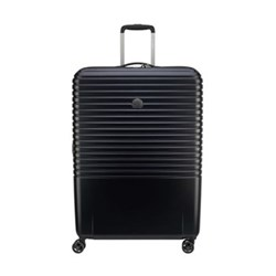 Caumartin Plus 4-Double wheel trolley case, 76cm, black