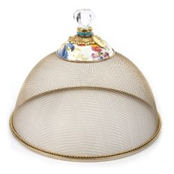 Courtly Check Small mesh dome, D27 x H18cm