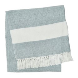 Hammam Throw, L200 x W100cm, dove grey