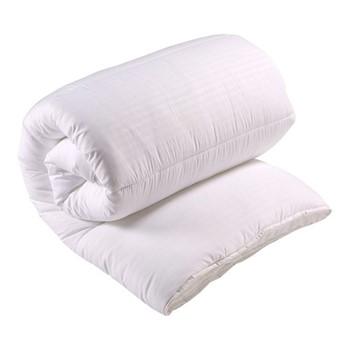 Luxury Microfibre - 10.5 Tog King size duvet, L230 x W220cm, white