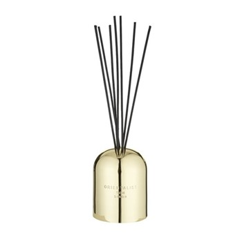 Eclectic Orientalist Diffuser, W8 x H26cm, gold