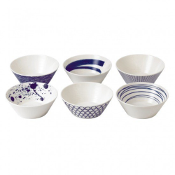 Pacific Set of 6 cereal bowls, 16cm