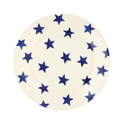 Blue Star Dessert plate, 21.5cm