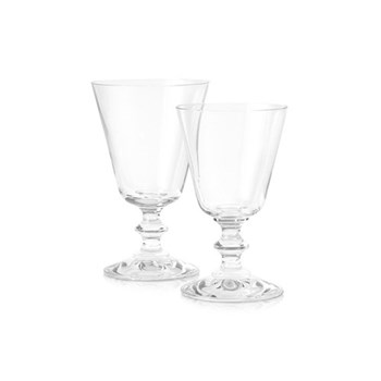 Red wine glasses 24cl