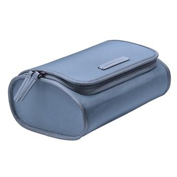 Top case, W26 x H18 x D12cm, blue vega