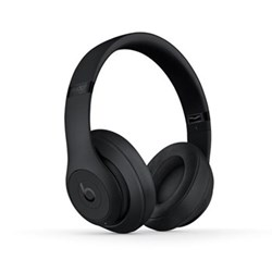Beats Studio3 Wireless over-ear headphones, matte black