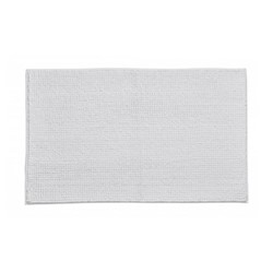 Bobble Bath mat, 50 x 80cm, white