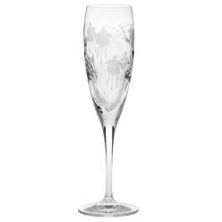 Catherine Pair of Champagne flutes, 22.5cm