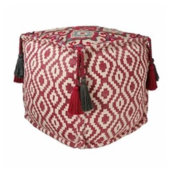 Tantallon Floor cushion, H55 x W62 x D62cm, multi