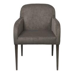 Gotland Dining chair, H84 x W53cm, steel