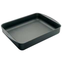 Classic Roasting pan, 39 x 27cm, ceramic titanium