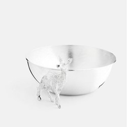 The Highland Safari Collection Small bowl, D9.5 x H7.5cm, hind