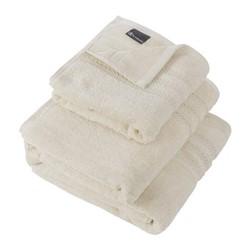 Egyptian Cotton Bath sheet, W90 x L150cm, ivory