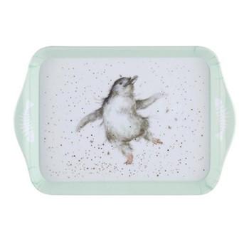 Wrendale Designs Penguin scatter tray, 21 x 14cm