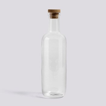 Glass bottle, 750ml, clear