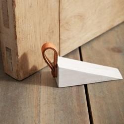 Wooden Storage Door stop, H4.5 x W3.5 x L12cm
