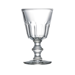 Perigord Set of 6 large wine glasses, 22ml, Clear