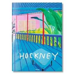 Hans Werner Holzwarth, Marc Newson David hockney. a bigger book