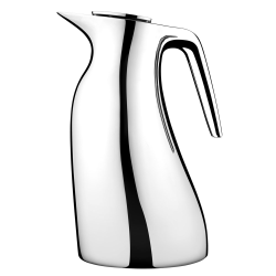 Beak Thermo jug, 1 litre, stainless steel