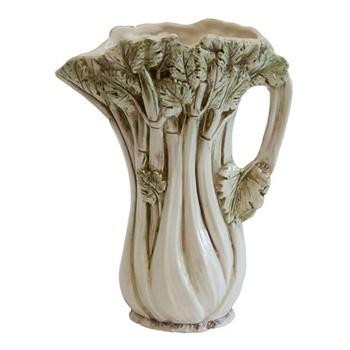 Clorofilla Celery pitcher, H26cm, multi