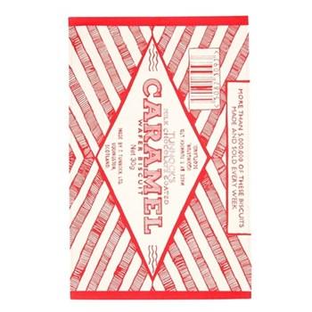 Tunnocks Caramel Wafer Wrapper Tea Tea towel, 48 x 76cm