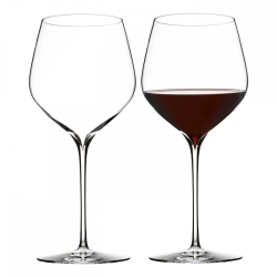 Elegance Collection Pair of cabernet glasses