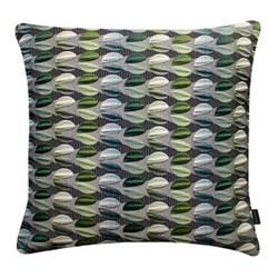 Eden Large square cushion, 56 x 56cm, green