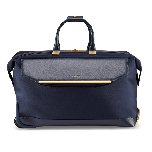 Albany Large trolley duffell suitcase, L36 x W56 x D31cm, Navy