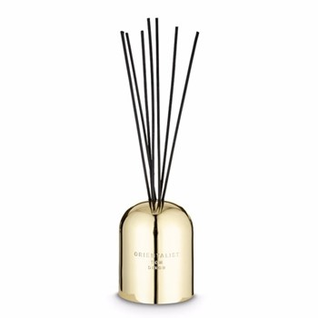 Eclectic Orientalist Diffuser , W8 x H26cm, gold