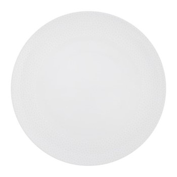 Port Cros Dinner plate, 27cm, white