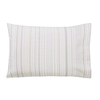 Damson Tree Pair of pillowcases, L48 x W74cm, dove