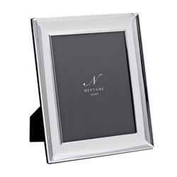 "Porter Photo frame, 8 x 10"", silver plated"