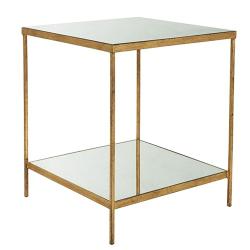 Merle Side table, 54 x 62cm